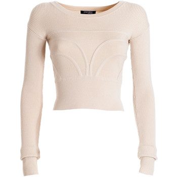 Vêtements Femme Pulls Fracomina F321WT7017K48201 Beige