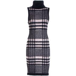 Vêtements Femme Robes courtes Fracomina FR21WD5010K46495 Noir