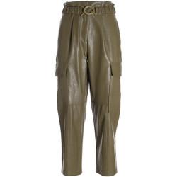 Vêtements Femme Pantacourts Fracomina F321WV5001E40201 Vert