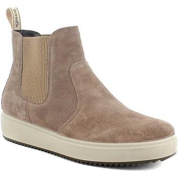 Chaussures Femme Bottines IgI&CO 8171100 Beige