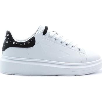 Chaussures Femme Baskets basses Shop Art SA80218 Blanc