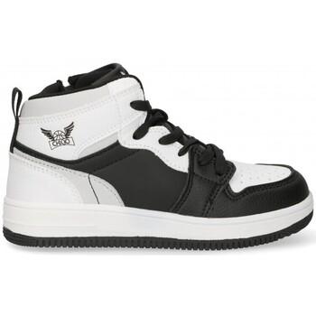 Chaussures Garçon Baskets montantes Chika 10 60148 Noir