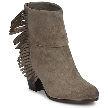 Bottines / Boots Ash QUICK gris 350x350