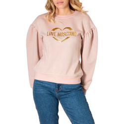 Vêtements Femme Sweats Love Moschino W645301M4308 rose