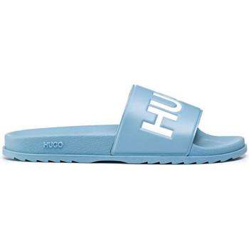 Chaussures Homme Claquettes BOSS Claquettes  Boss Bleu Bleu