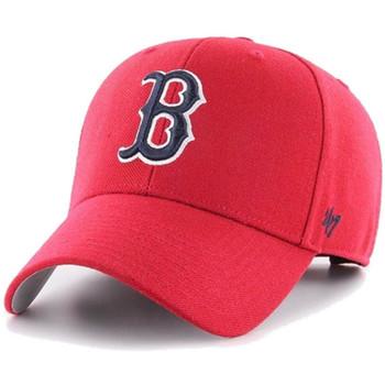 Accessoires textile Casquettes 47 Brand Casquette 47 Brand Boston Red Sox Rouge