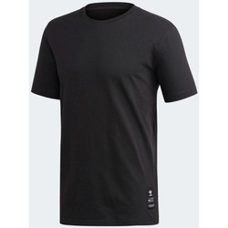 Vêtements Homme T-shirts manches courtes adidas Originals T-Shirt  TREFOIL EVOLUTION Noir