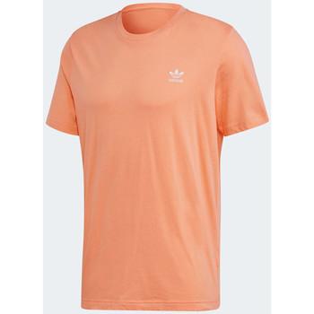 Vêtements Homme T-shirts manches courtes adidas Originals Tee-Shirt  Essential Tee Orange