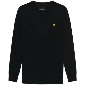 Vêtements Homme Sweats Lyle & Scott Sweat à col rond  noir Noir