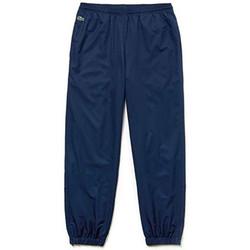 Vêtements Homme Pantalons Lacoste Pantalon de survêtement Homme  SPORT diamante uni Bleu Bleu
