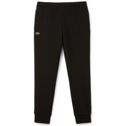 Vêtements Homme Pantalons de survêtement Lacoste Pantalon de survêtement Tennis  SPORT Noir