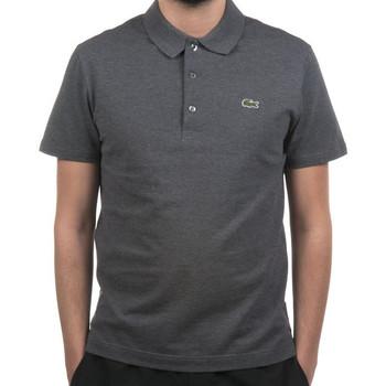 Vêtements Homme T-shirts & Polos Lacoste Polo  Sport uni slim fit Gris