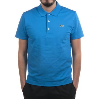 Vêtements Homme T-shirts & Polos Lacoste Polo  Sport uni slim fit Bleu