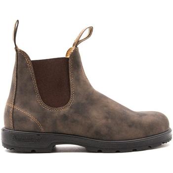 Chaussures Femme Boots Blundstone 585-MELANGE-W MARRONE
