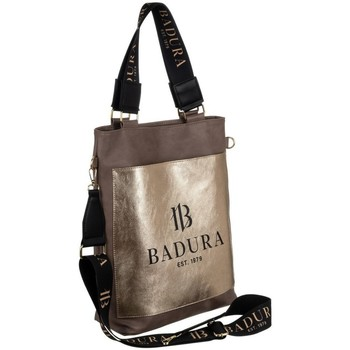 Sacs Femme Sacs porté main Badura 131090 Doré, Beige