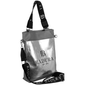 Sacs Femme Sacs porté main Badura 131080 Gris, Argent
