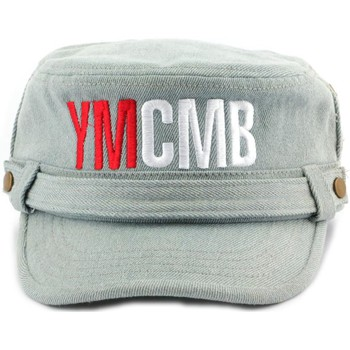 Casquette Ymcmb Casquette Army Jeans Gris