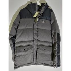 Vêtements Homme Doudounes Levi's Levi's - Down Puffer Parka - Gris - Taille M Gris
