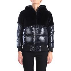 Vêtements Femme Doudounes Save The Duck D30419W LUFY13 Court Femme Noir