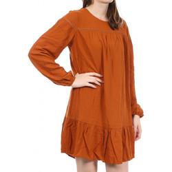 Vêtements Femme Robes courtes Jacqueline De Yong 15226843 Orange