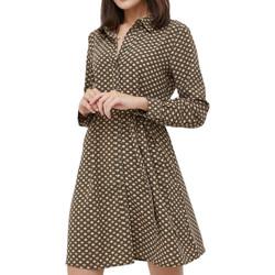 Vêtements Femme Robes courtes Jacqueline De Yong 15238727 Kaki