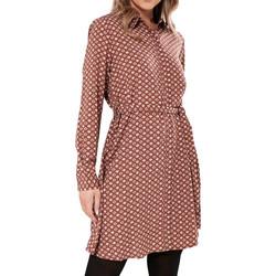 Vêtements Femme Robes courtes Jacqueline De Yong 15238727 Rouge