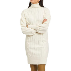 Vêtements Femme Robes courtes Vila 14061933 Blanc cassé
