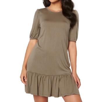 Vêtements Femme Robes courtes Jacqueline De Yong 15228769 Marron