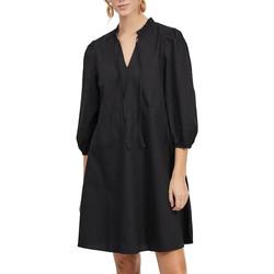 Vêtements Femme Robes courtes Vila 14065018 Noir