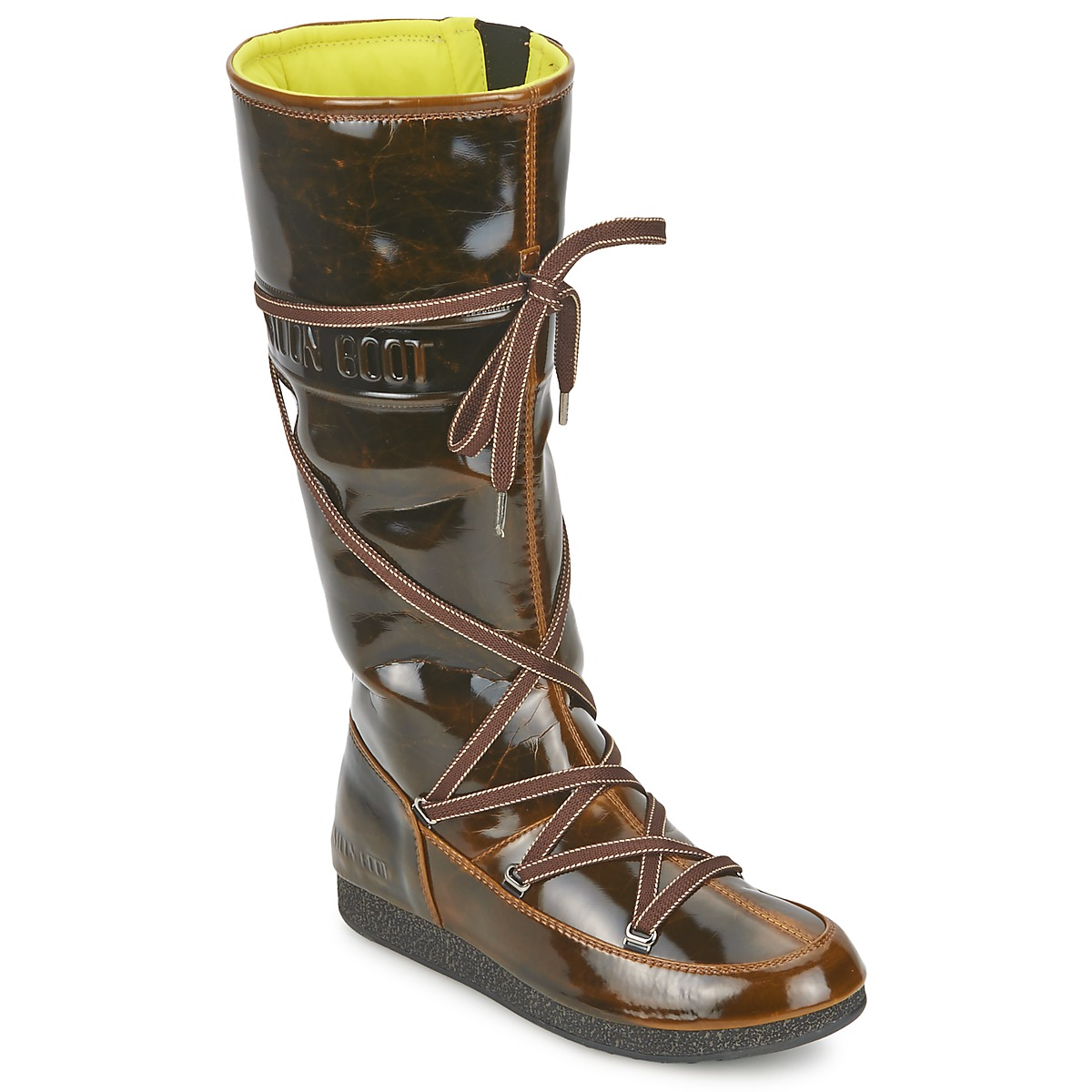 Moon Boot MB 7TH AVENUE Bronze