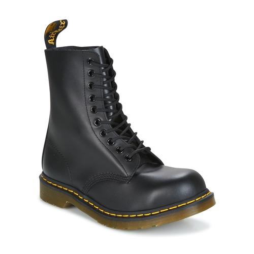 Dr Martens 1919 Noir - Livraison Gratuite avec - Chaussures Boot