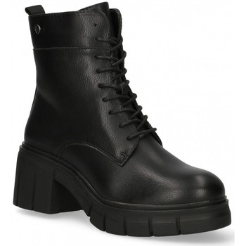Chaussures Femme Bottines Etika 55097 Noir