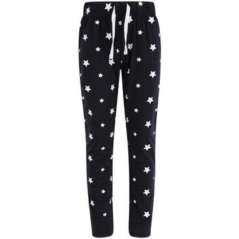 Vêtements Enfant Pyjamas / Chemises de nuit Sf SM85 Bleu marine / blanc
