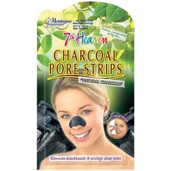 Beauté Soins ciblés 7Th Heaven Charcoal Pore Strips