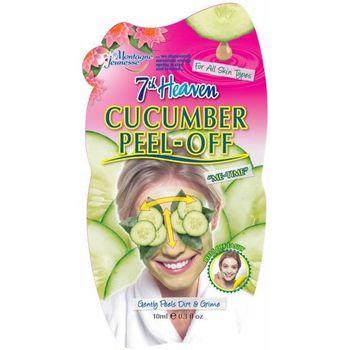 Accessoires textile Masques 7Th Heaven Peel-off Cucumber Mask