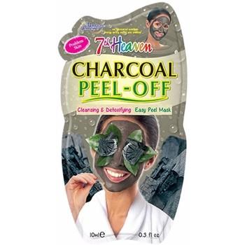 Accessoires textile Masques 7Th Heaven Peel-off Charcoal Mask