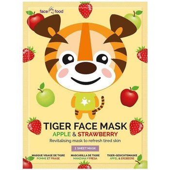 Accessoires textile Masques 7Th Heaven Animal Tiger Face Mask