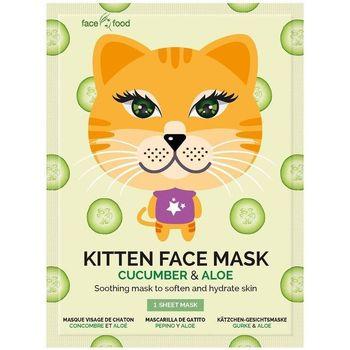 Accessoires textile Masques 7Th Heaven Animal Kitten Face Mask