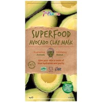Accessoires textile Masques 7Th Heaven Superfood Avocado Clay Mask 10 Gr