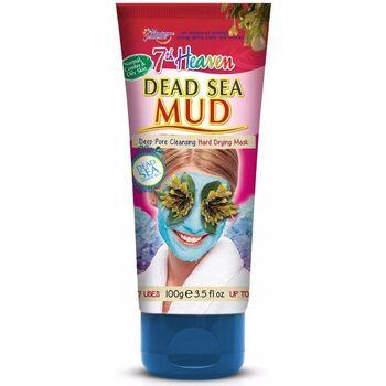 Accessoires textile Masques 7Th Heaven Mud Dead Sea Mask 100 Gr