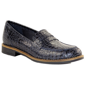 Chaussures Femme Mocassins Maroli 7428 MARINE CROCO