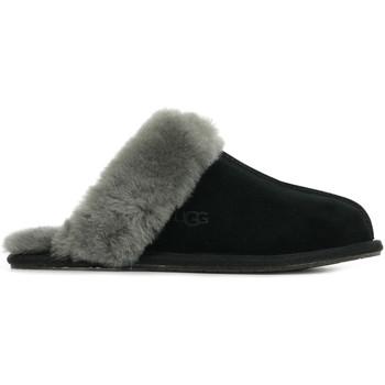 Chaussures Femme Chaussons UGG Scuffette II noir