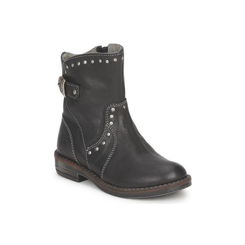 Bottines / Boots Noel FRANCA Noir 350x350