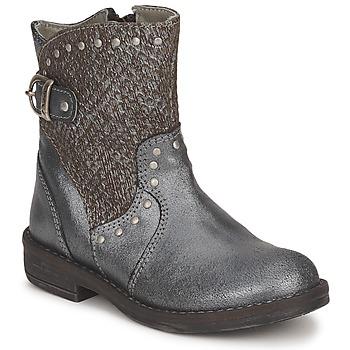Bottines / Boots Noel FRANCA Argent 350x350
