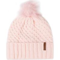 Accessoires textile Femme Bonnets Roxy ERJHA03555 Rose