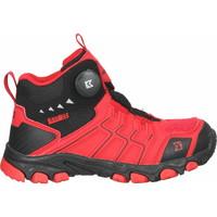 Chaussures Garçon Randonnée Kastinger Chaussures de randonnées Rot/Schwarz