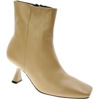 Chaussures Femme Low boots Miss Unique 1746C Rosa
