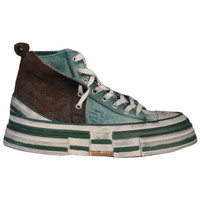 Chaussures Femme Baskets montantes Rebecca White UVT22A8 Multicolore