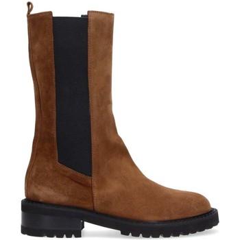 Chaussures Femme Boots Via Roma 15  Marron