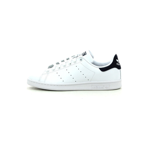 Smith Adidas Chaussures Blanc Originals Baskets Basses Stan fybY76gv